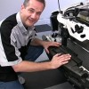 Ford Mustang Headlight Upgrade Installation