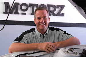 MOTORZ TV Host, Chris Duke