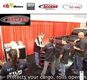 MOTORZ TV Live SEMA Show 2009 Webcam