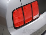 Stack Racing Taillight Trim Bezel
