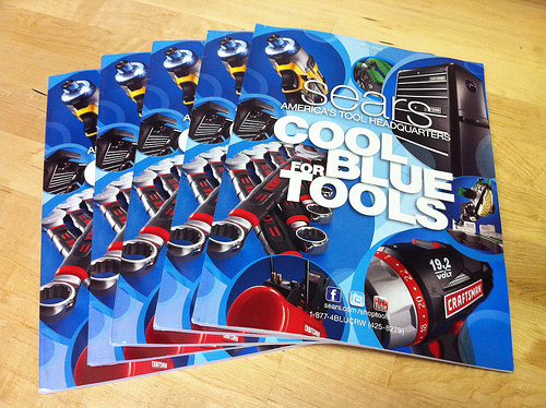 Sears Tools 2011-2012 Catalog Is Here! | Motorz TV