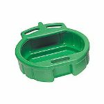 Plastic 4-1/2 Gallon Spill Proof Drain Pan