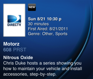 Watch motorz s04e11 on tv tonight motorz tv for How to watch motors tv online