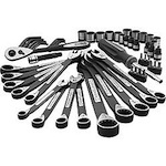 Craftsman 56-Piece Mechanics Toolset