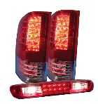 Hella Silverado LED Taillight Upgrade Kit
