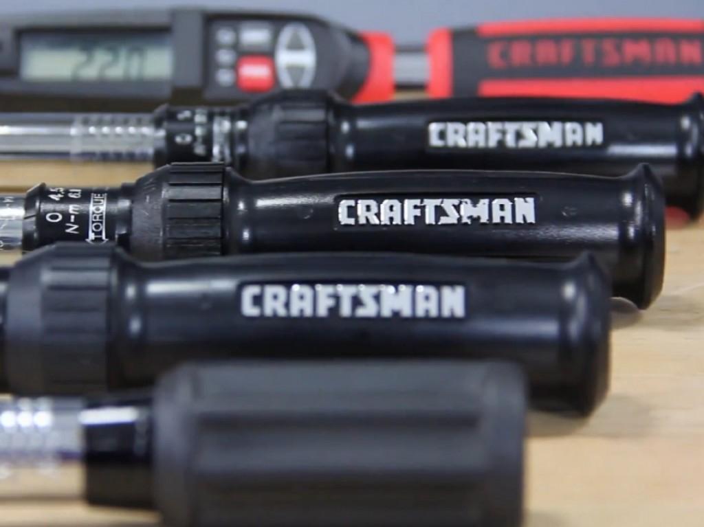 Motorz TV Craftsman Digital Torque Wrench