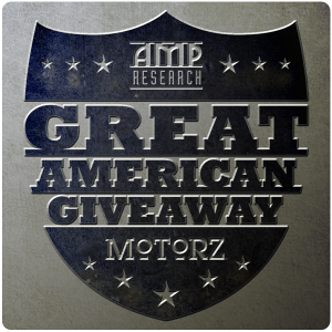 AMP Research Great American Giveaway
