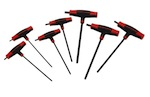 Craftsman  7 pc. Standard T-Handle Hex Set