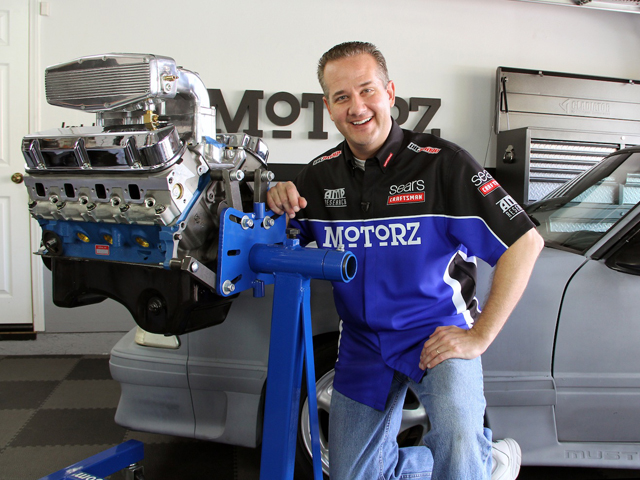 Mustang engine upgrade motorz tv malvernweather Images