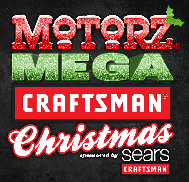 Motorz Mega Craftsman Christmas