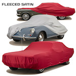 Covercraft Fleeced Satin