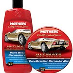 Mothers Pure Brazilian Carnauba Wax
