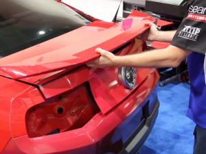 3dcarbon S Gt500 Spoiler Brings Classic Lines To Any