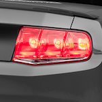 Raxiom Smoked Aero Tail Lights