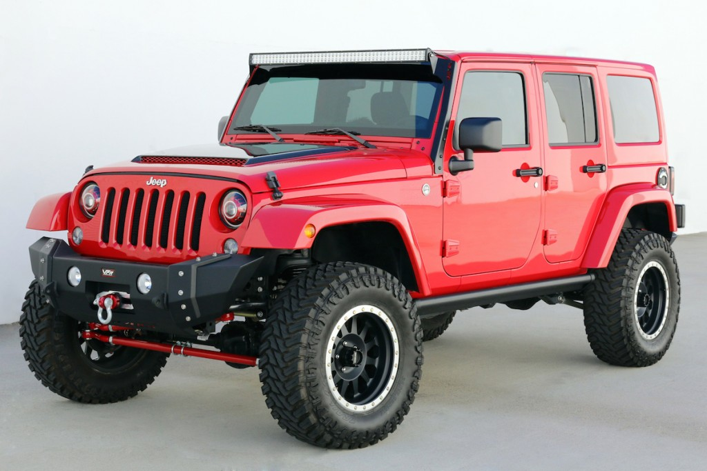 2014 Jeep Wrangler Project Vehicle Motorz Tv