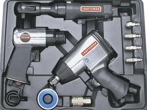 Get Pumped With Craftsman S 10 Piece Air Tool Set Motorz Tv