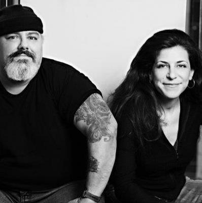 Freewheelin SiriusXM Hosts Chris T and Meredith Ochs
