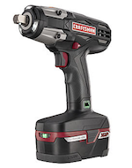 Craftsman C3 Heavy Duty Impact Wrench Kit