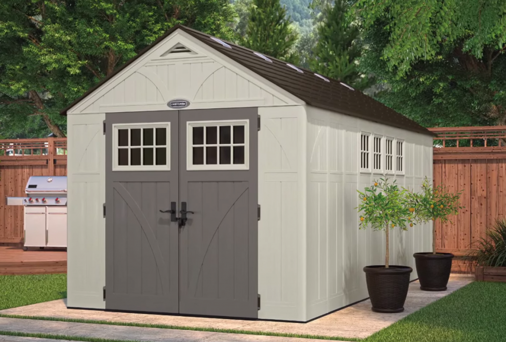 Craftsman Introduces Highly Cost Effective Outdoor Storage