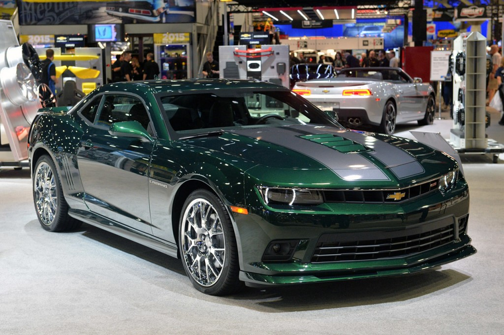 Here's To Some Green American Muscle This St. Patrick's ...