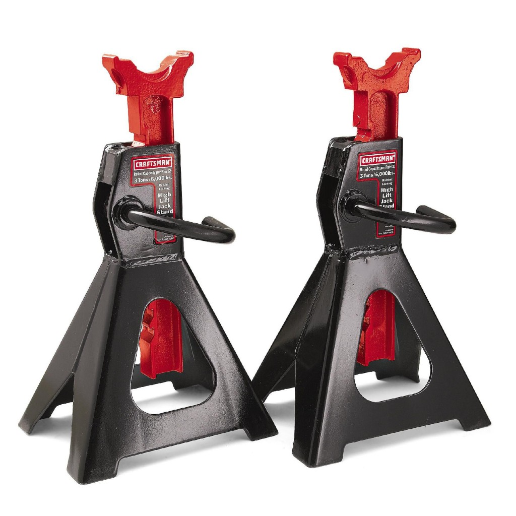 Craftsman 3-Ton Jack Stands
