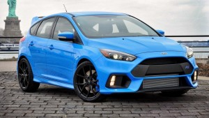 2016 Focus RS DigitalTrends.com
