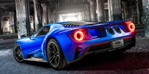 Ford GT Road & Track