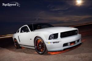 2007 Mustang Underglow