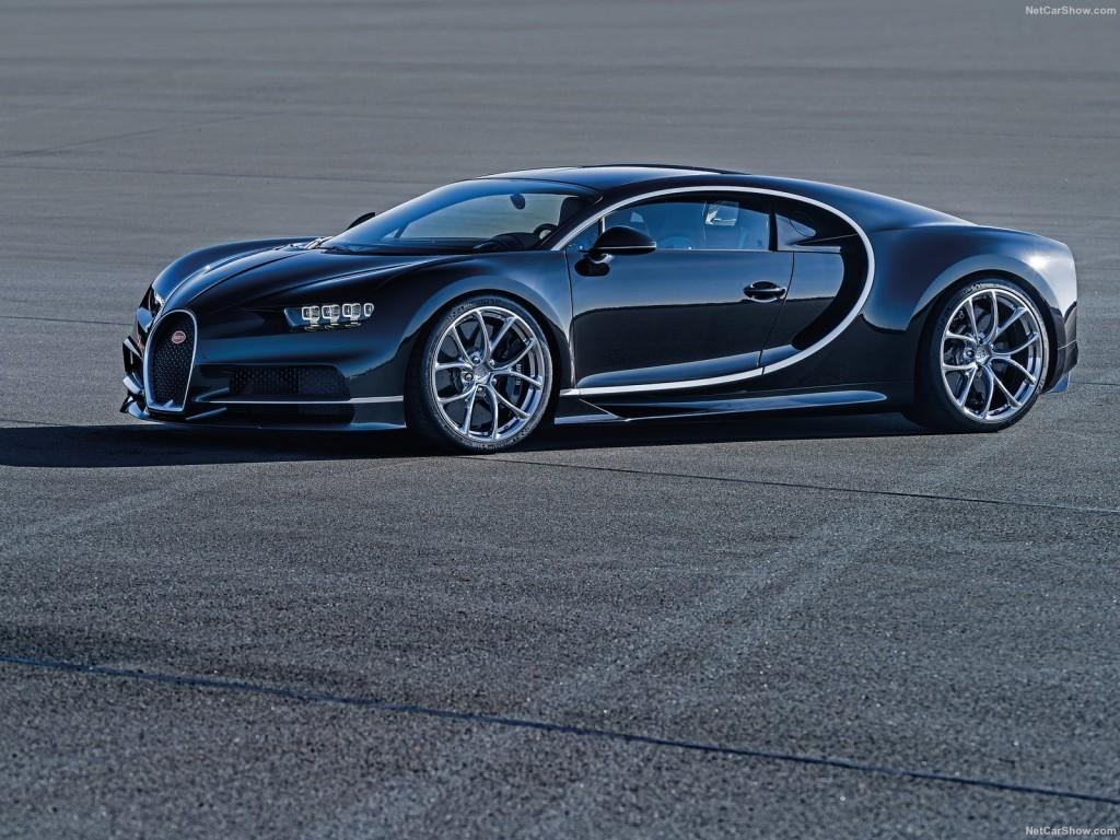 when 258 mph isn't enough: meet the bugatti chiron | motorz tv