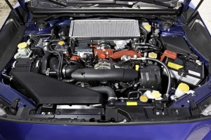 WRX STI Engine - Motor Trend