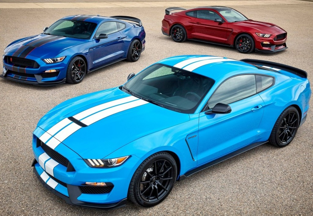 Feeling The Blues Four Timeless Factory Color Specials Motorz Tv