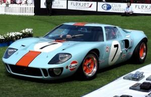 GT40 Mk1