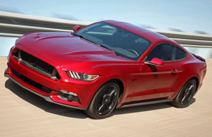 Mustang Gt Muscle Car Or Sports Car Motorz Tv