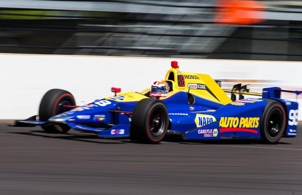 Alexander Rossi Indy 500