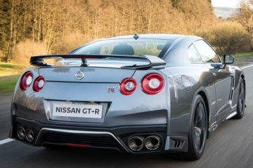 2017 Nissan GT-R. Photo credit: Car and Driver