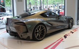 Toyota Supra 2018 >> The 2018 Toyota Supra Five Things We Re Expecting Motorz Tv