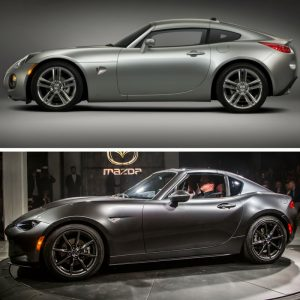 missed the pontiac solstice coupe? mazda has the car for you