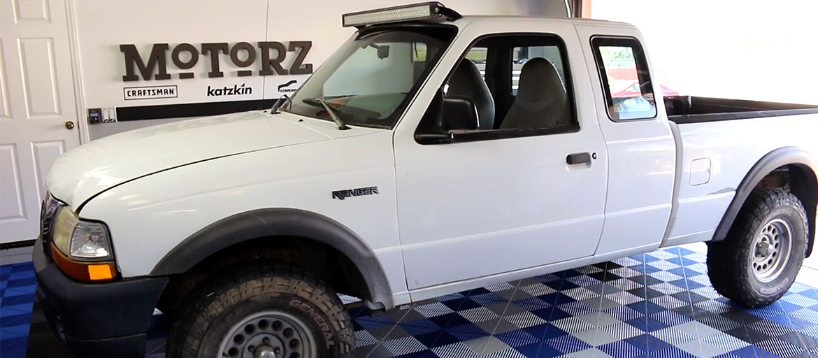 2000 Ford Ranger Part 1